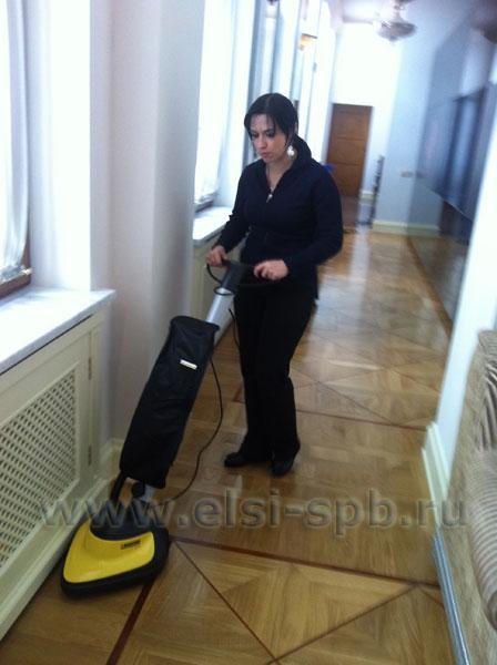Содержание ежедневной уборки помещений в организациях