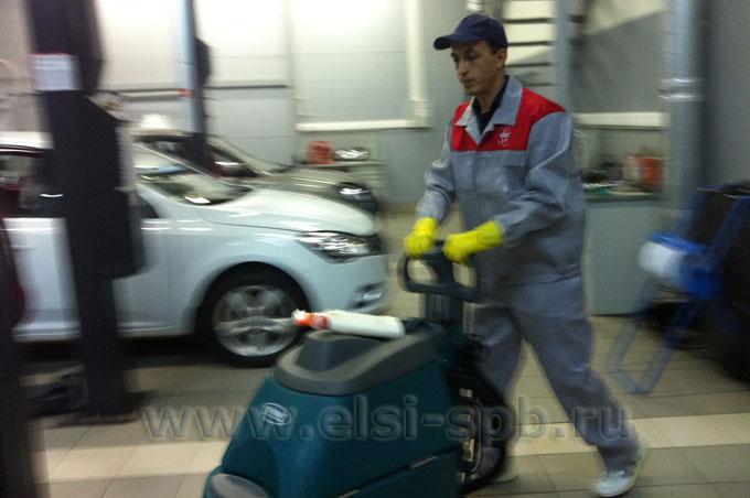 Ежедневная уборка помещений - основа клининга