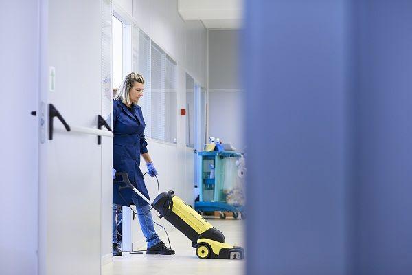 Уборка в медицинских центрах и больницах