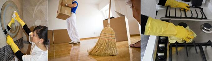 Генеральная уборка квартир специалистами клининговых компаний
