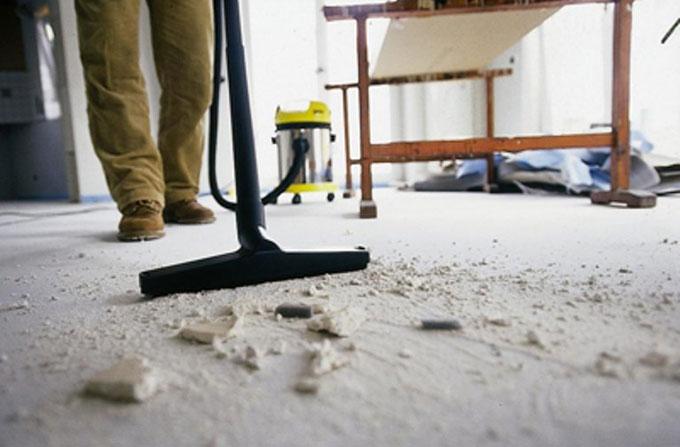 Уборка квартир после ремонта - нелегкая задача