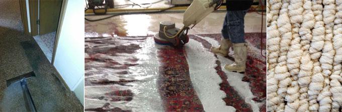 Химчистка ковролина, уход за коврами и ковровыми покрытиями