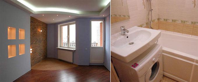 Капитальный и косметический ремонт квартир в Петербурге